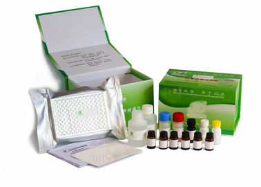 China H9N1 Bird Flu Veterinary Diagnostic Kits Antigen Coated Microplate For Personal supplier