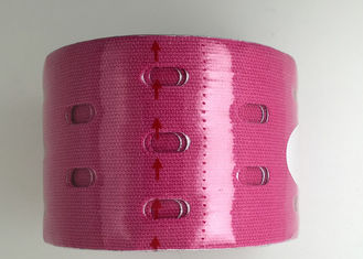 China 95% Cotton 5% Spandex Sports Strapping Tape Medical Acrylic Glue 5N Adhesive Strength supplier