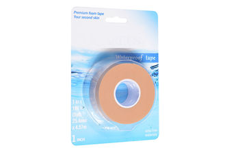 China Skin Color Sports Bandage Tape, Water Proof Elastic Adhesive Bandage 2.5cm*5meters supplier