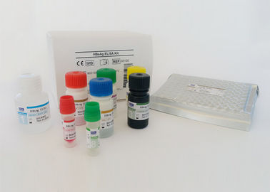 China GMP Certificate HBsAg Test Kit Elisa Sandwich Enzyme Immunoassay For Human supplier