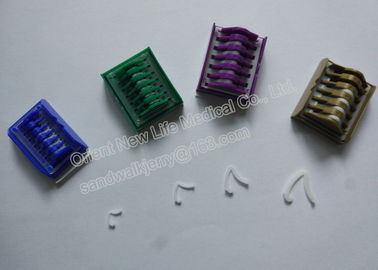 China Non - Absorbable Polymer Clip For Vessel Ligation Use , 3 -5 Years Warranty supplier