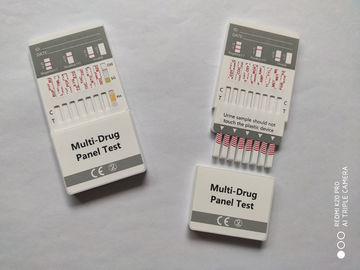 China 16 panel Drug Abuse test kit  15 urine drug test plus adulterant strip supplier