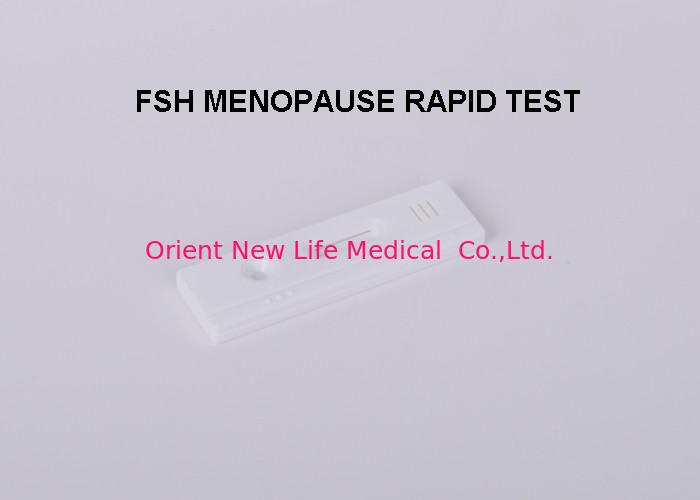 Female Home Fertility Testing Kits 99% Accuracy , Urine Test Kit For