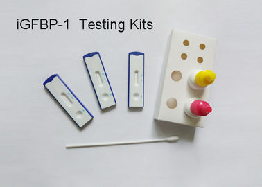 IGFBP-1 Home Fertility Testing Kits , Vaginal Secretion Pregnancy Detection Kit