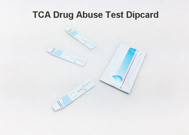 China Card Format Personal Drug Test Kits 1000ng/ML Sensitivity One Step Quickly Operate factory