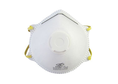 Disposable Cone N95 Medical Respirator Mask With Or Without Valve BFE >95%